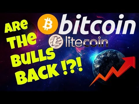 🚀BITCOIN & LITECOIN Are The BULLS BACK !?🚀btc Ltc Price Prediction, Analysis, News, Trading