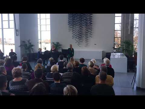 R. Wagner: Zurück, Elsa! Ortrud's and Elsa's duet from Lohengrin