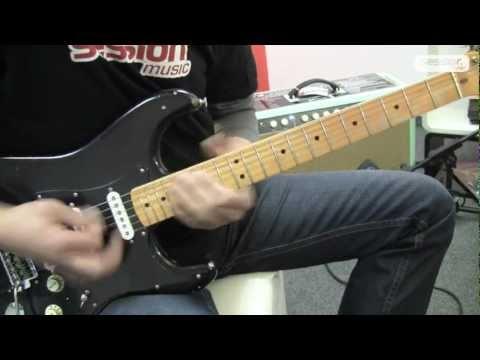 FENDER David Gilmour