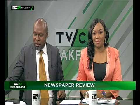TVC Breakfast December 11th | Newspaper review