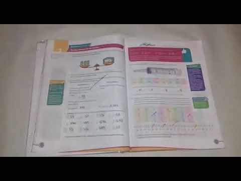 Libro de matematicas contestado de 1° de secundaria