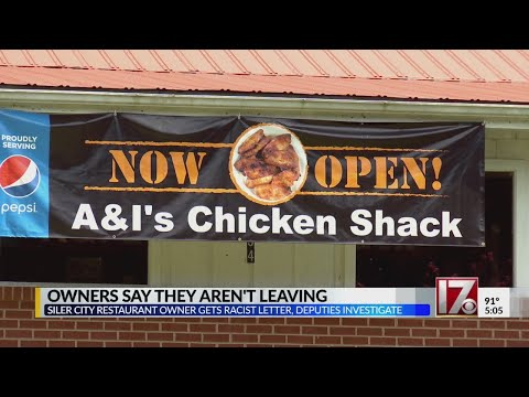 Andi and Kenny  - Daily Do Good: Community Rallies To Support  Restaurant After Racist Letter