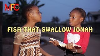 WHICH FISH SWALLOW JONAH mind of freeky comedy Episode 48