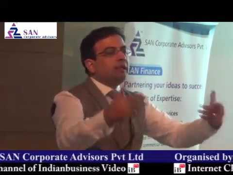 Mr  Mahavir Lunawat, Group Director of Pantomath Capital Advisors Pvt. Ltd.