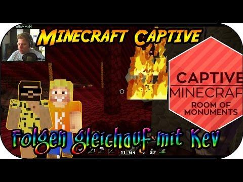 MINECRAFT CAPTIVE Folgen Gleichauf Mit Kev Lets Play - Minecraft captive spiele