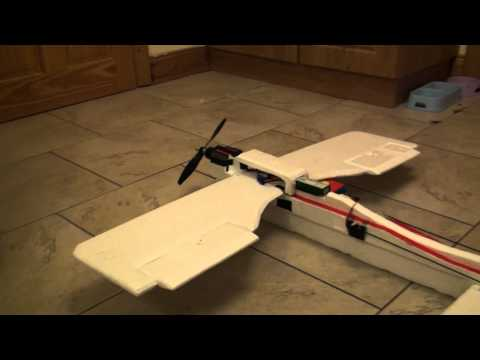 how to make a rc plane at home easy