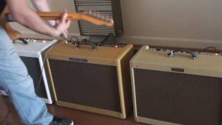Baixar Fender Hot Rod Deluxe Amp Comparison
