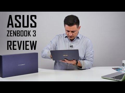 UNBOXING & REVIEW - ASUS Zenbook 3 - MacBook Killer!