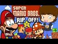 The WORST Mario RIP OFFS! - ConnerTheWaffle