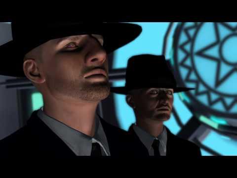 """""""Alien Touch"""" Galactic Secret Service trailer# 2"""