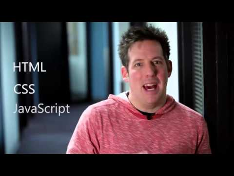 JavaScript, HTML and CSS Web Development   Microsoft on edX   Course About Video