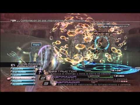 Guía Comentada Final Fantasy XIII HD - Parte 61 - Guantes de Genji y Adamantodontes