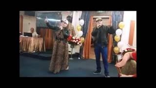 Поздравление на Золотую Свадьбу (Рэп)