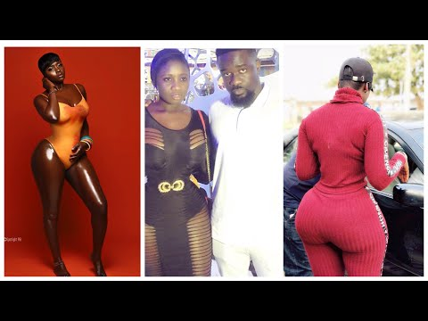 Princess Shyngle Disturbing Rapper Sarkodie ?