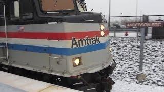 AMTK 406 (Phase III Heritage), AMTK 42 - Amtrak Downeaster