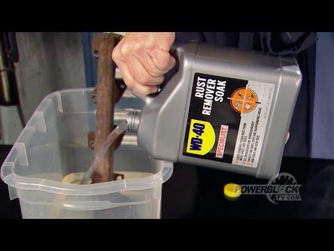 ferrous metals removes stubborn
