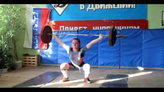 Соревнования по тяжелой атлетике на стадионе Динамо(, 2011-11-19T04:43:35.000Z)