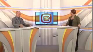 Гість студії ''СТК'' генеральний директор НКО ''Фонд капітального ремонту МО'' Олександр ЕМЕЛЬЯНЦЕВ