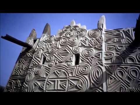 Hausa architecture of Northern Nigeria and Niger Republic