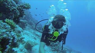 MALDIVE - AVVENTURE SUBACQUEE sulla barriera corallina