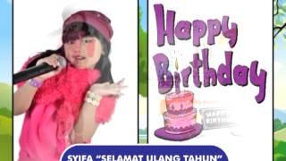 "Lagu anak - anak terbaru by mila eo ""SELAMAT ULANG TAHUN BY SYIFA """