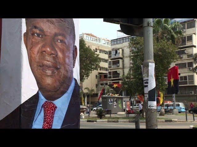 Daunting task facing Angola's new president