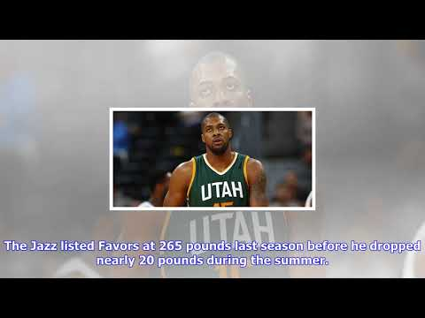 Breaking News | Forgotten man: derrick favors ready to bounce back with jazz