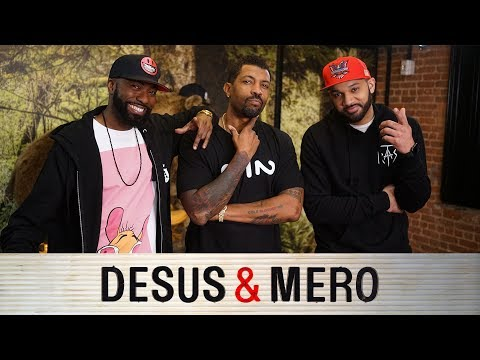 Comedian and Actor Deon Cole  Cut
