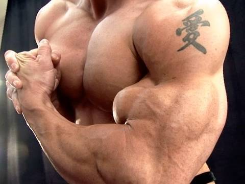 2009 USA Men's Bodybuilding Posing 1