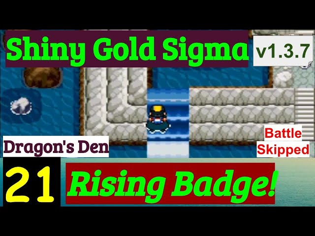 Pokemon shiny gold sigma dragon den big rock powell golden dragon skateboards