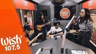 "Sleep Alley performs ""Di Naging (Tayo)"" LIVE on Wish 107.5 Bus"
