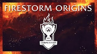 Firestorm Origins - Parkour Freestyle/Skills Competition (Recap)