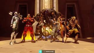 Gambar cover just 3 idiots on overwatch, nothing to see here