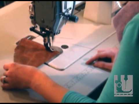 How to use an Industrial Sewing Machine - C Winn Designs