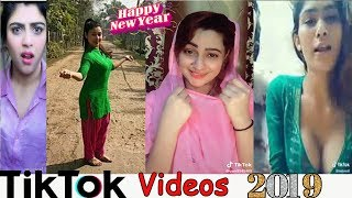 Latest Popular Funny Tik Tok Videos of New Year 2019 | TikTok Musically | TikTok 2019
