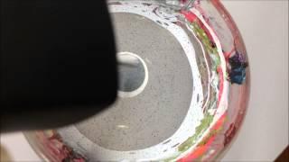 Nail Art effet marbre au water marble Thumbnail
