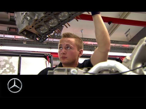 Der Mann Hinter Dem AMG Motor