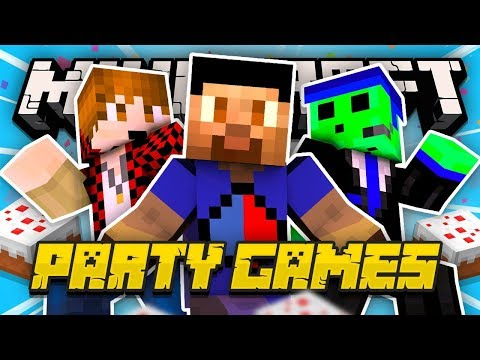 MINECRAFT PARTY IS BACK!