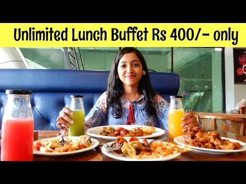 Unlimited Lunch Buffet For Rs 400 Only | Mumbai Food