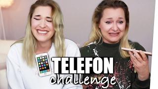 TELEFON CHALLENGE mit meiner MUTTER - TEIL 2 | janasdiary