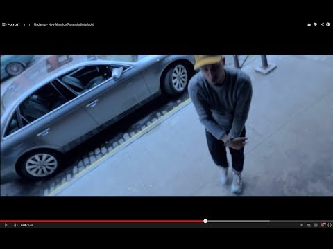 Radamiz - New Mansion/Paranoia (interlude) (Official Video)