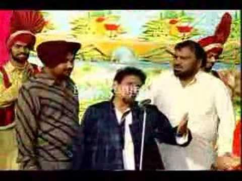 Kuldeep Manak - Chityan LIVE!