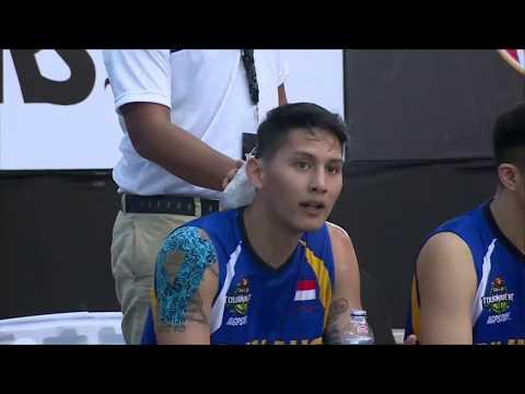 Stream IBL GOJEK Tournament 2018  Satya Wacana Salatiga vs Bogor Siliwangi