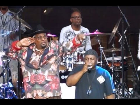 """George Clinton & P-Funk- """"Not Just Knee Deep""""  Artscape 2015 Baltimore, MD"""