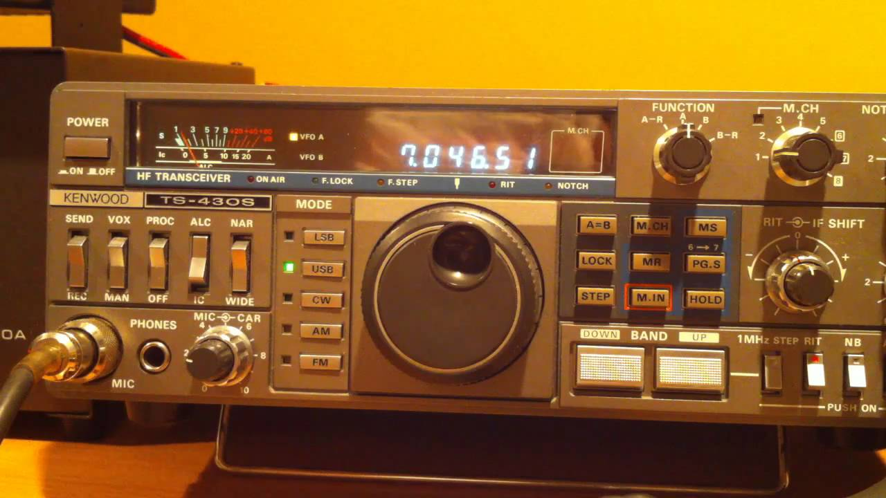 SWITCHES BAND UP DOWN FOR KENWOOD TS 430S