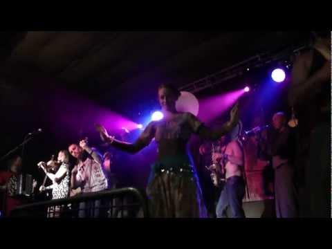 The Lemon Bucket Orkestra - Lume Lume EU Tour; live at Slovakia/part 1.