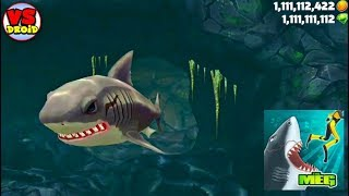 Hungry Shark Evolution | New Skin Update THE MEG Unlocked | GamePlay Walkthrough 2018 FHD