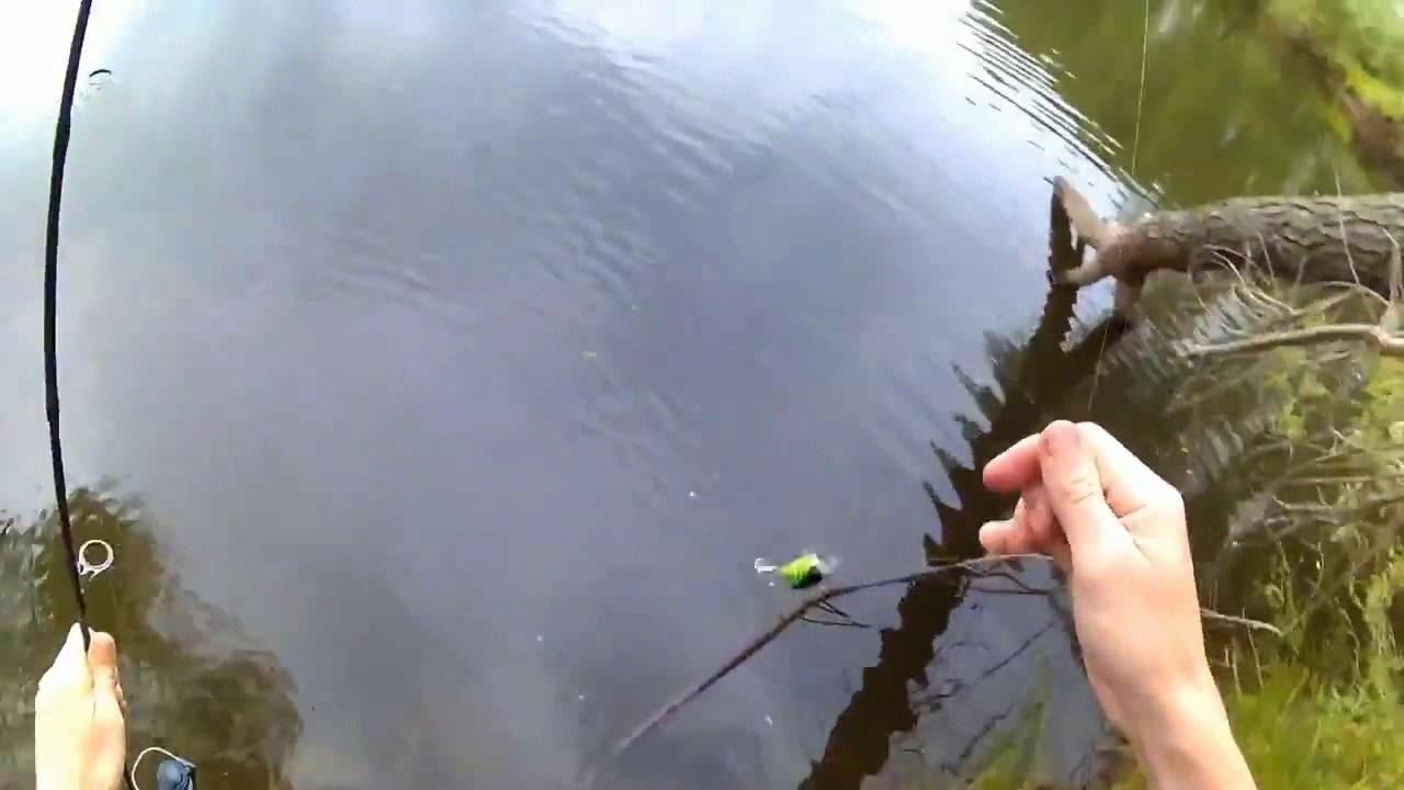 лучший воблер на щуку для малых рек
