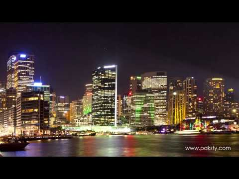 City of Sydney Hyperlapse