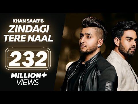 Zindagi Tere Naal - Khan Saab - Pav Dharia - Punjabi Sad Song - Latest Punjabi Songs 2018